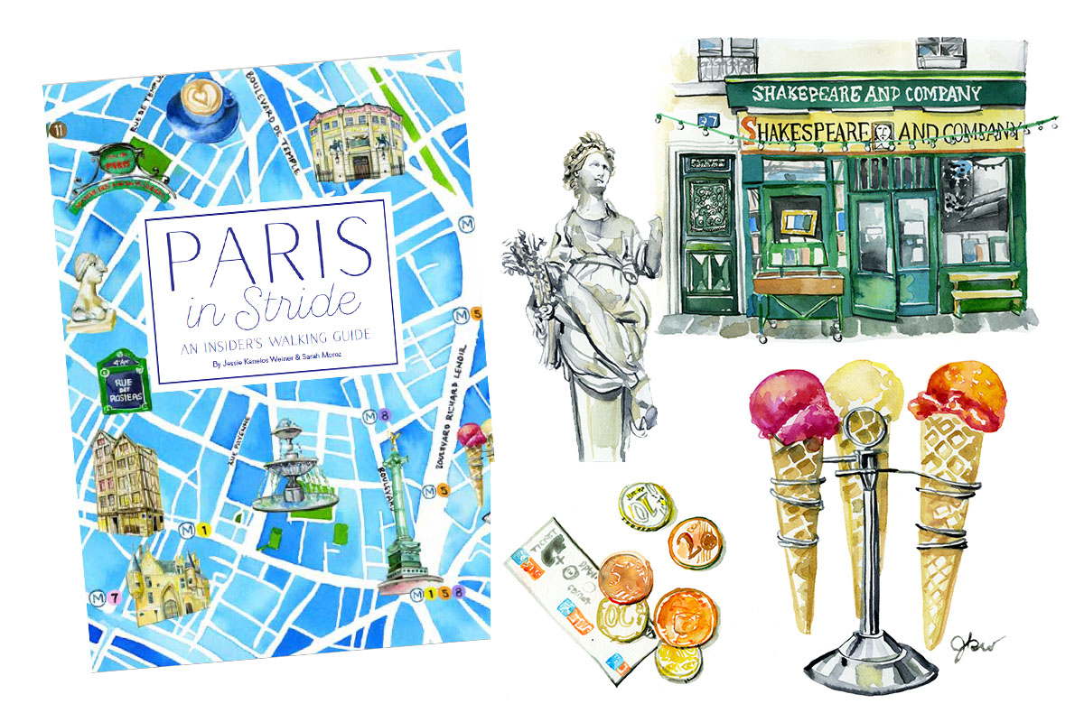 Paris in Stride_blurb images_1